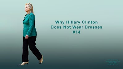 Why Hillary Clinton Does Not Wear Dresses (Volatility Research) 1000h14
