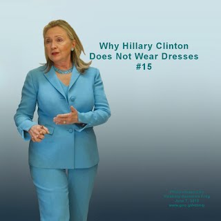 Why Hillary Clinton Does Not Wear Dresses (Volatility Research) 1000h15