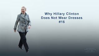 Why Hillary Clinton Does Not Wear Dresses (Volatility Research) 1000h16