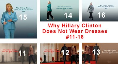 Why Hillary Clinton Does Not Wear Dresses (Volatility Research) 1000h11-16