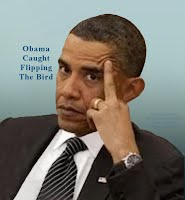 Obama Caught Flipping The Bird (Volatility Research) 1000h
