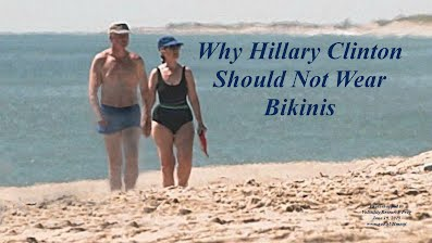 Why Hillary Clinton Should Not Wear Bikinis Before Full Body Tuck (Volatility Research) 1000h35