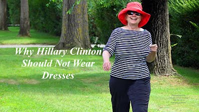 Why Hillary Clinton Should Not Wear Dresses Before Full Body Tuck (Volatility Research) 1000h36
