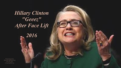 Hillary Clinton Geeez After Face Lift (Volatility Research) 1000h49