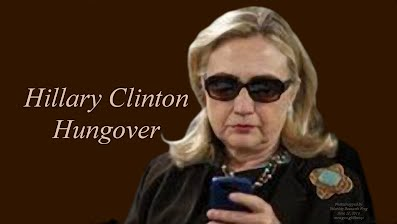 Hillary Clinton Hungover (Volatility Research) 1000h54