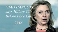 BAD HANGOVER says Hillary Clinton (Volatility Research) 1000h67