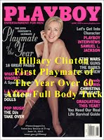 Hillary Clinton First Playmate of the Year Over 60 After Full Body Tuck (Volatility Research) 1000h18