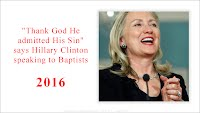 Hillary Clinton Thank God He Admitted His Sin (Volatility Research) 1000h83
