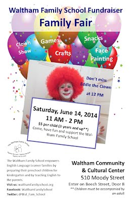 WFS Family Fair, June 14, 2014
