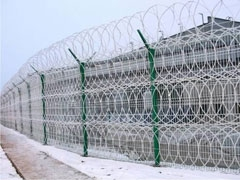 Flat_Wrap_Razor_Wire_Fence_Application_In_Stadium