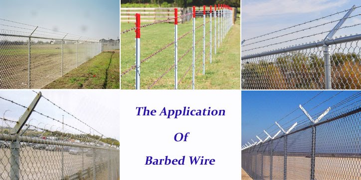 High Tensile spiral barbed wire fence application and installation, Arame Farpado, ALAMBRE DE PÚAS
